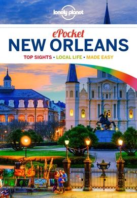 도서 이미지 - Lonely Planet Pocket New Orleans