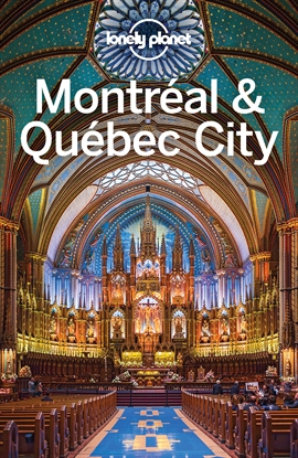 도서 이미지 - Lonely Planet Montreal & Quebec City