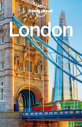도서 이미지 - Lonely Planet London