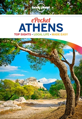 도서 이미지 - Lonely Planet Pocket Athens