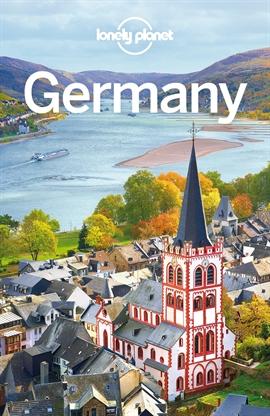 도서 이미지 - Lonely Planet Germany