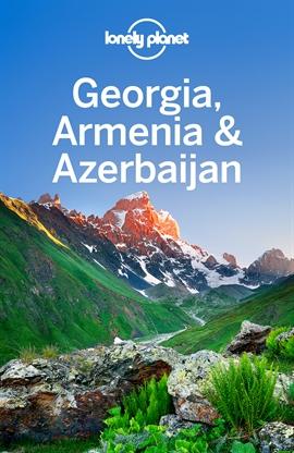 도서 이미지 - Lonely Planet Georgia, Armenia & Azerbaijan