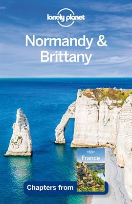 도서 이미지 - Lonely Planet Normandy & Brittany