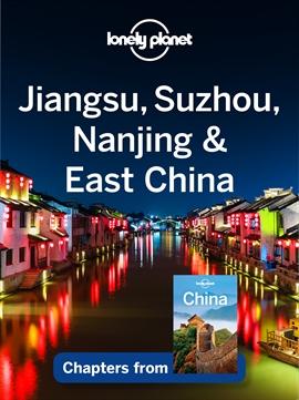 도서 이미지 - Lonely Planet Jiangsu, Suzhou, Nanjing & East China