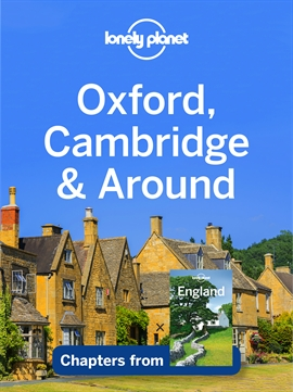 도서 이미지 - Lonely Planet Oxford, Cambridge & Around