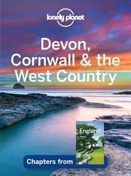 도서 이미지 - Lonely Planet Devon, Cornwall & the West Country