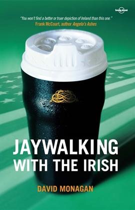 도서 이미지 - Jaywalking with the Irish