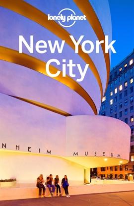 도서 이미지 - Lonely Planet New York City