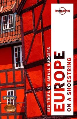 도서 이미지 - Lonely Planet Europe on a shoestring
