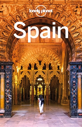 도서 이미지 - Lonely Planet Spain