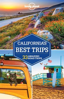 도서 이미지 - Lonely Planet California's Best Trips