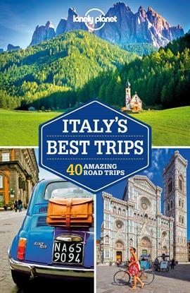 도서 이미지 - Lonely Planet Italy's Best Trips