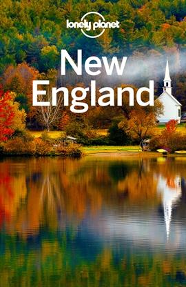 도서 이미지 - Lonely Planet New England