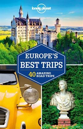 도서 이미지 - Lonely Planet Europe's Best Trips