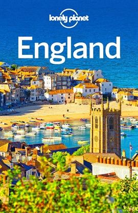 도서 이미지 - Lonely Planet England
