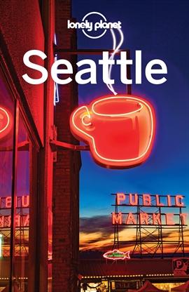 도서 이미지 - Lonely Planet Seattle