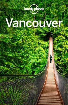 도서 이미지 - Lonely Planet Vancouver