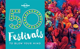도서 이미지 - 50 Festivals To Blow Your Mind