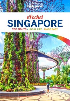 도서 이미지 - Lonely Planet Pocket Singapore