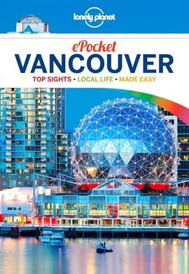 도서 이미지 - Lonely Planet Pocket Vancouver