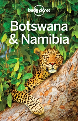 도서 이미지 - Lonely Planet Botswana & Namibia