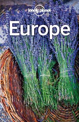 도서 이미지 - Lonely Planet Europe