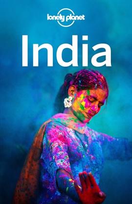 도서 이미지 - Lonely Planet India