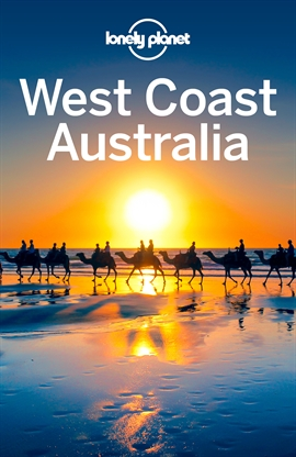 도서 이미지 - Lonely Planet West Coast Australia