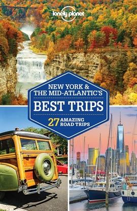 도서 이미지 - Lonely Planet New York & the Mid-Atlantic's Best Trips