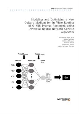 도서 이미지 - Modeling and Optimizing a New Culture Medium for In Vitro Rooting of G×N15 Prunus Rootstoc