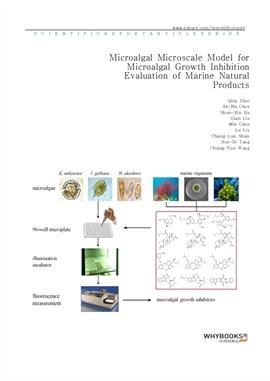 도서 이미지 - Microalgal Microscale Model for Microalgal Growth Inhibition Evaluation of Marine Natural