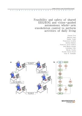 도서 이미지 - Feasibility and safety of shared EEGEOG and vision-guided autonomous whole-arm exoskeleton