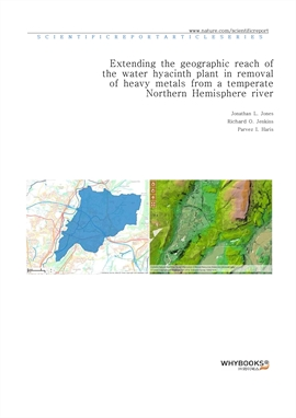 도서 이미지 - Extending the geographic reach of the water hyacinth plant in removal of heavy metals from