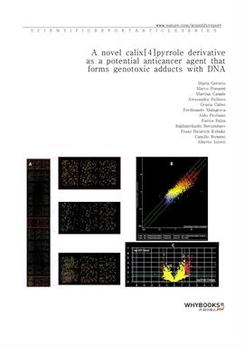 도서 이미지 - A novel calix[4]pyrrole derivative as a potential anticancer agent that forms genotoxic ad