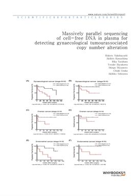 도서 이미지 - Massively parallel sequencing of cell-free DNA in plasma for detecting gynaecological tumo