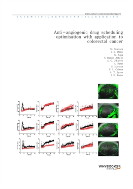 도서 이미지 - Anti-angiogenic drug scheduling optimisation with application to colorectal cancer