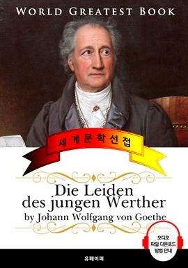 도서 이미지 - 젊은 베르테르의 슬픔 (Die Leiden des jungen Werther) - 고품격 시청각 독일어판