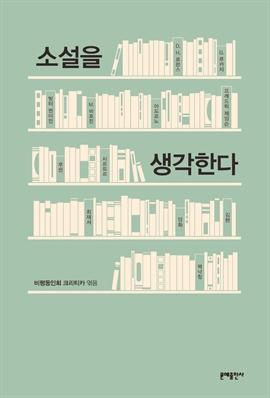 도서 이미지 - 소설을 생각한다