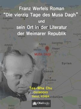 """도서 이미지 - Franz Werfels Roman """"Die vierzig Tage des Musa Dagh"""