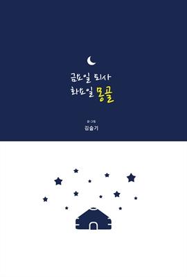 도서 이미지 - 금요일 퇴사 화요일 몽골