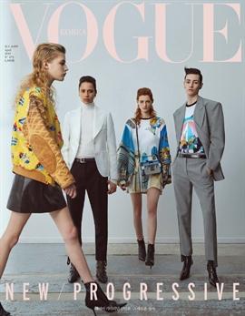 도서 이미지 - Vogue 2019년 04월