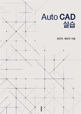 도서 이미지 - Auto CAD 실습