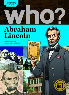 도서 이미지 - [오디오북] Who? Abraham Lincoln