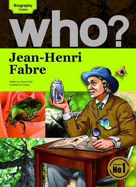도서 이미지 - [오디오북] Who? Jean-Henri Fabre