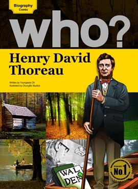 도서 이미지 - [오디오북] Who? Henry David Thoreau