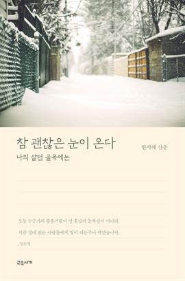 도서 이미지 - 참 괜찮은 눈이 온다
