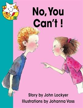도서 이미지 - Read Along L2-9 No, You Can't!