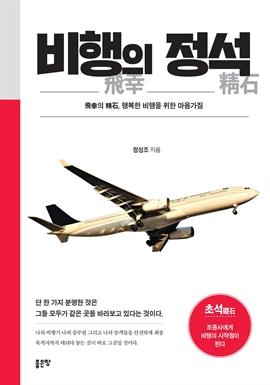 도서 이미지 - 비행의 정석