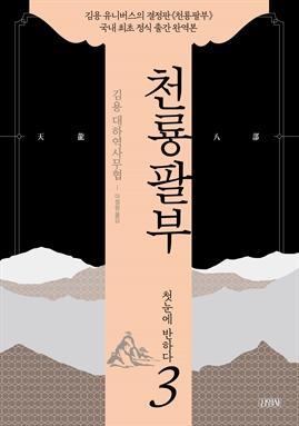 도서 이미지 - 천룡팔부 3