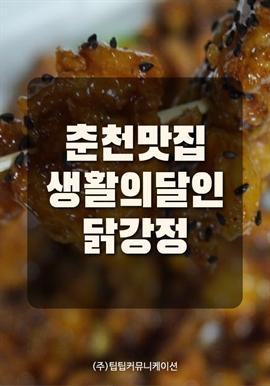 도서 이미지 - 춘천맛집 생활의달인 닭강정